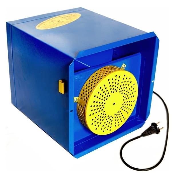 Зернодробилка бытовая электрическая ''Хрюша'', до 300кг/ч ЭлектроМаш - фото 5405