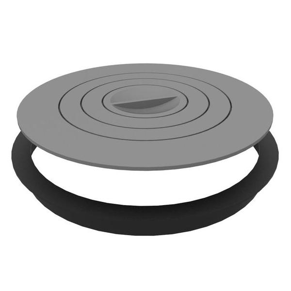 Плита чугунная (для печи-мангал Искандер) - фото 7080